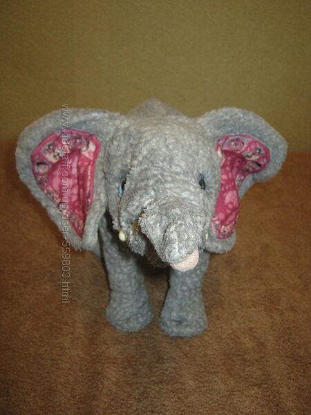 интерактивная игрушка слоненок Замби Hasbro