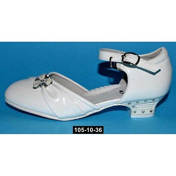 Нарядные туфли Tom. m для девочки, 27,29,31,32 размер, праздничные туфельки на утренник, 105-10-36