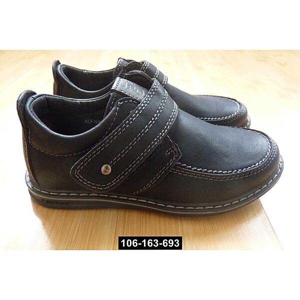 Туфли, мокасины для мальчика, 28 размер, в школу, 106-163-693