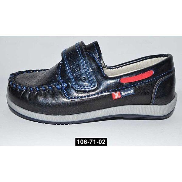 Ортопедические мокасины, туфли для мальчика, 20,21,23,25 размер, супинатор, каблук Томаса, 106-71-02