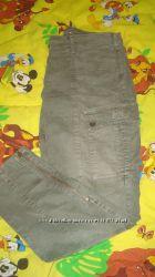 Стиляжные брюки джинси котон, Conbipel. Combio Италия.