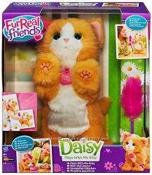 Интерактивный игривый котенок Дейзи Hasbro FurReal Friends Daisy A2003