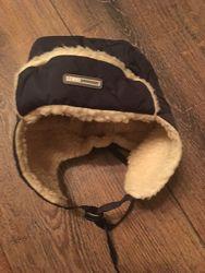 Детская зимняя шапка Lenne
