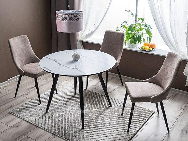 Стіл столовий скляний Signal Ideal