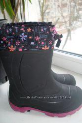 Продам сапожки Kamik зима-осень