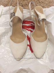 Свадебные туфли. New Look