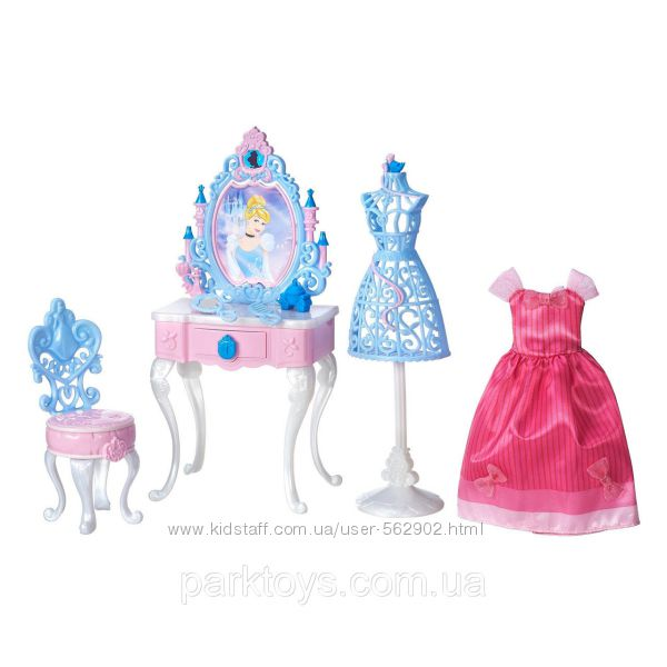Disney Princess Cinderella&acutes Enchanted Vanity SetТуалетный столик Зо