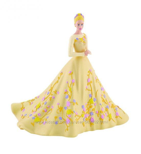 Фигурка Bullyland Disney Золушка в свадебном платье 13050