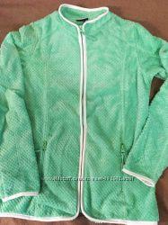 Красивая и теплая флиска кофта куртка бренд Crivit