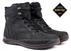 Ботинки ecco howell hight boots р43 оригинал привезены с США