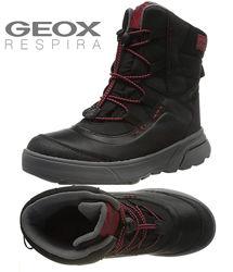 Geox непромокаемые зимние сапоги р30 стелька 19.7см Высылаю с пример Утяжка