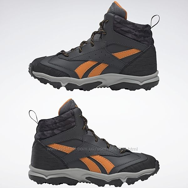 Reebok rugged кожа ботинки оригинал стелька 22-24см рр33-35 Вышлю примерко