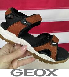 Geox босоножки р35 стелька 22,5см, на ногу 21см Вьетнам Бесплатная Доставка
