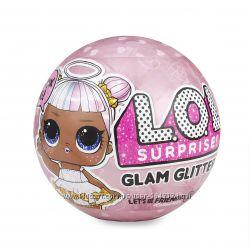L. O. L. Surprise Glam Glitter Series 100 Оригинал Кукла Лол Гламур