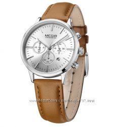 Женские классические часы Megir Lady 2011  Гарантия