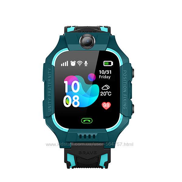 Детские смарт часы-телефон Smart Baby Watch Aishi Q19 с GPS