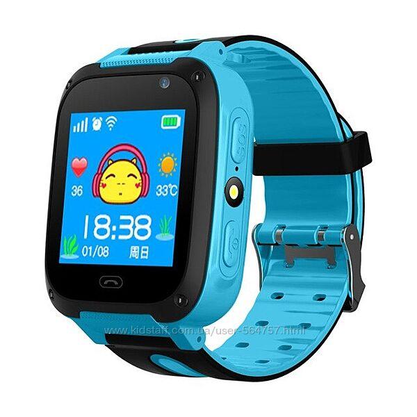 Детские смарт часы-телефон Smart Baby Watch Aishi Q9 с GPS