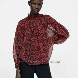Блузка Zara р. L