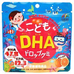 Unimat Riken Омега-3 кислоты для детей, Япония