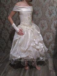Нарядное платье, прокат