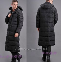 Мужская длинная парка куртка зима. На размер от 42 до 80р