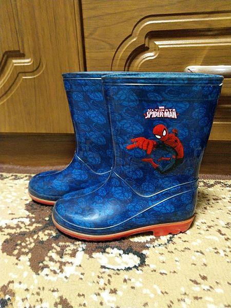 Красивые резиновые сапоги Spiderman, Человек-паук