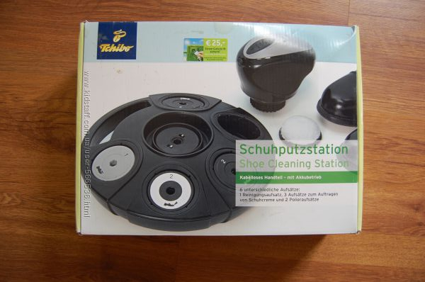 устройство, прибор для чистки обуви Thcibo, немецкое
