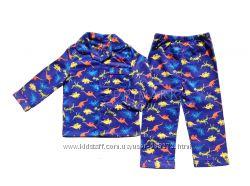 Байковая пижама для мальчика 2-5 лет Primark