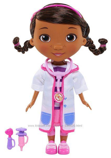 Disney. Куклы и игровые наборы из мультфильма Доктор Плюшева. Оригинал.
