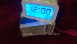 Часы цифровые с подсветкой, Польша