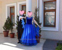 Платье для бальных танцев стандарт р-р 44-46 рост 164