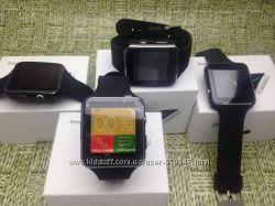 Часы-телефон Smart Watch X6. Фото реал.