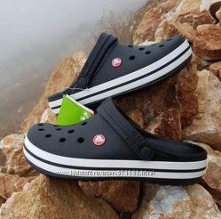 Сабо Crocs Crocband Clog, все размеры