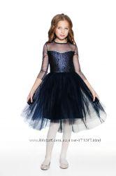 Платье сетка со стразами от Lukas-Kids