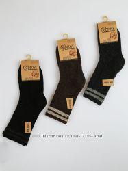шерстяные носочки bross. в составе овечья шерсть