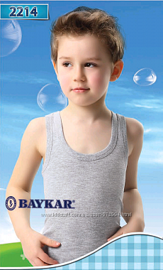 майки baykar  однотонные