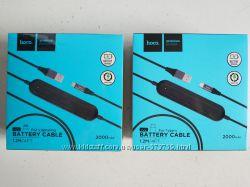 Кабель Hoco premium U22 USB Lightning, Type-C  Power Bank 2000mAh iphone
