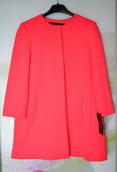 Красивое легкое пальто пиджак Zara