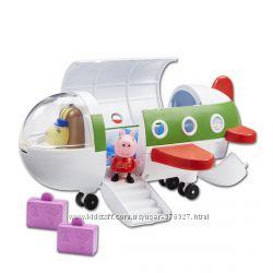 Игровой набор Peppa - Самолет пеппы оригинал