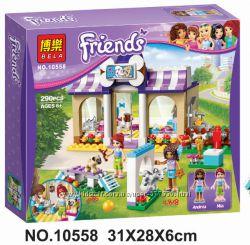 10558 Конструктор bela friends детский сад для щенков, бела френдс