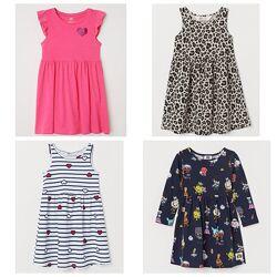 Сарафан, платье, юбка HM 1.5-2,2-4, 4-6, 6-8лет