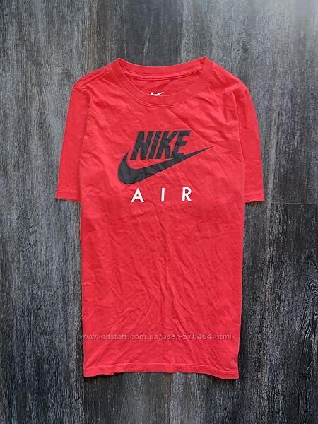 Коттоновая футболка Nike Air, оригинал, 13-15 лет или взрослый S