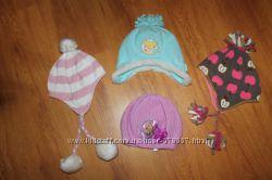 Наши фирменные шапки на окр. головы 50-54см Disney Next George H&M