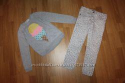 Наши фирменные одежки для девочки на рост 104-116см ч2