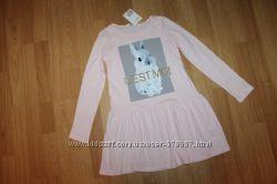 Платье H&M 116-122см