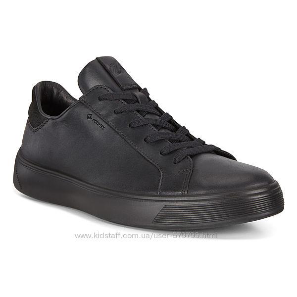 Демисезонные кроссовки, кеды Ecco Street Tray 504574-01001