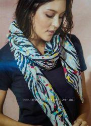 Стильные шарфы, снуды , платки на любой вкус  от немецкого бренда Blue Motion