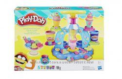 Набор пластилина Play-Doh Sweet Shoppe Swirl and Scoop Ice Cream Playset
