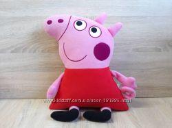 Мягкая игрушка-подушка свинка Пеппа ручная работа