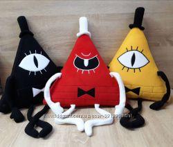 Мягкая игрушка - подушка Билл Шифр из Гравити Фолз